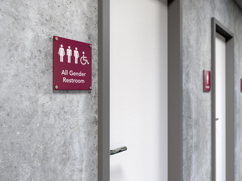 Ouders en leraren tegen genderneutrale toiletten