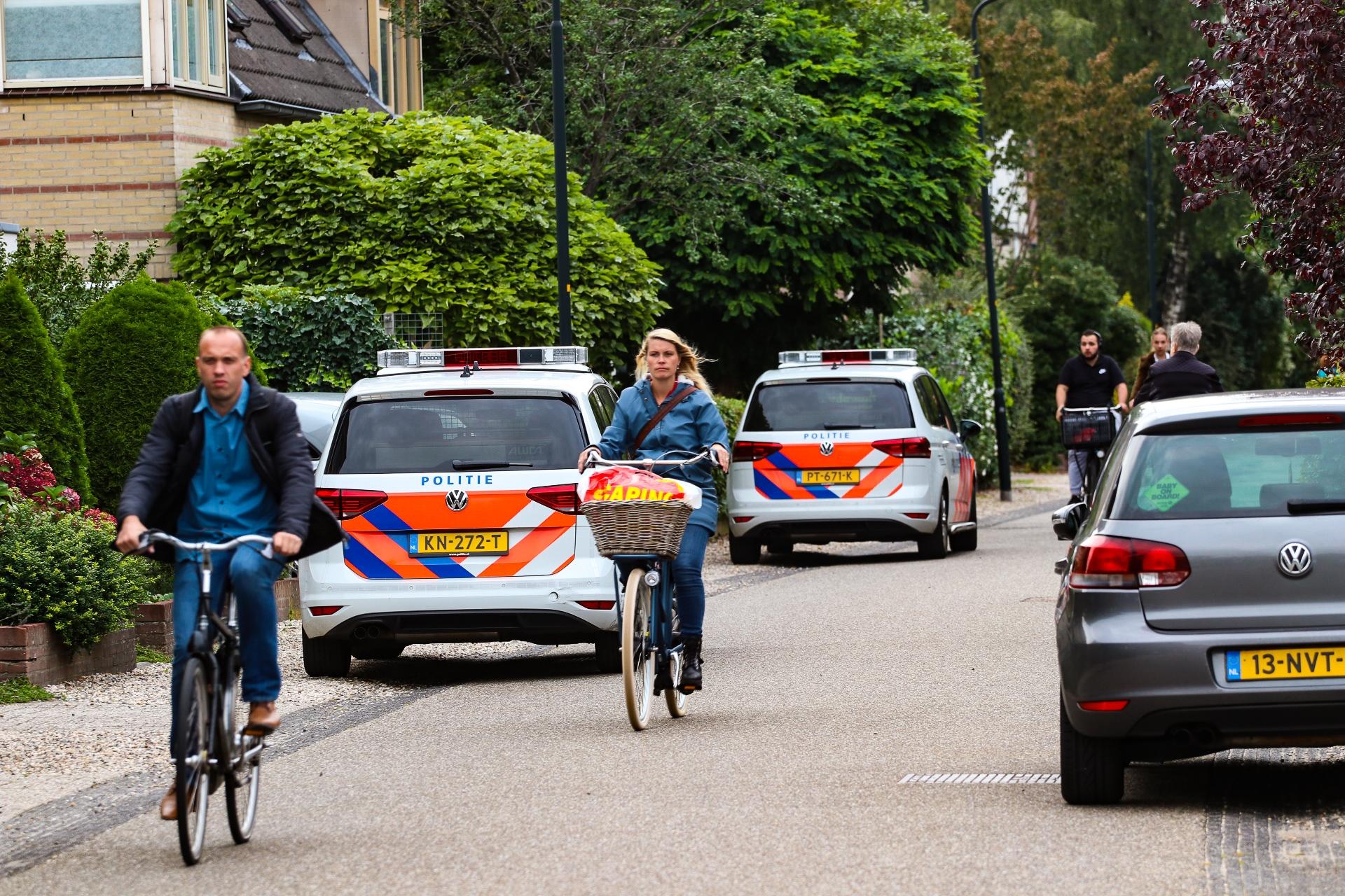 Politie zoekt dader van poging tot beroving in Apeldoorn
