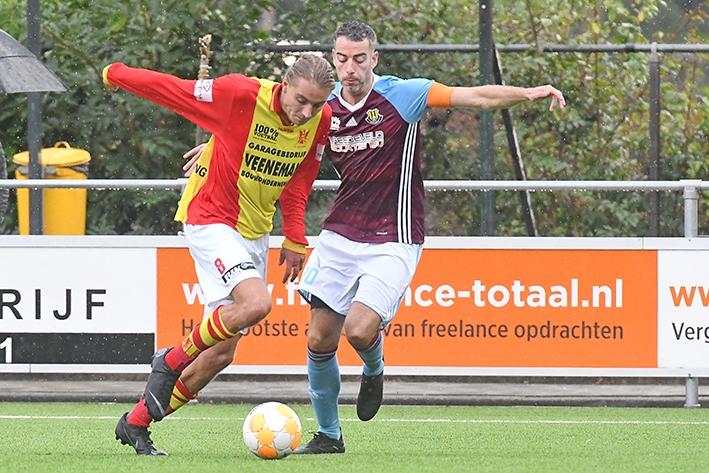 Definitief wedstrijdschema Apeldoorn Cup zaterdag 17 augustus