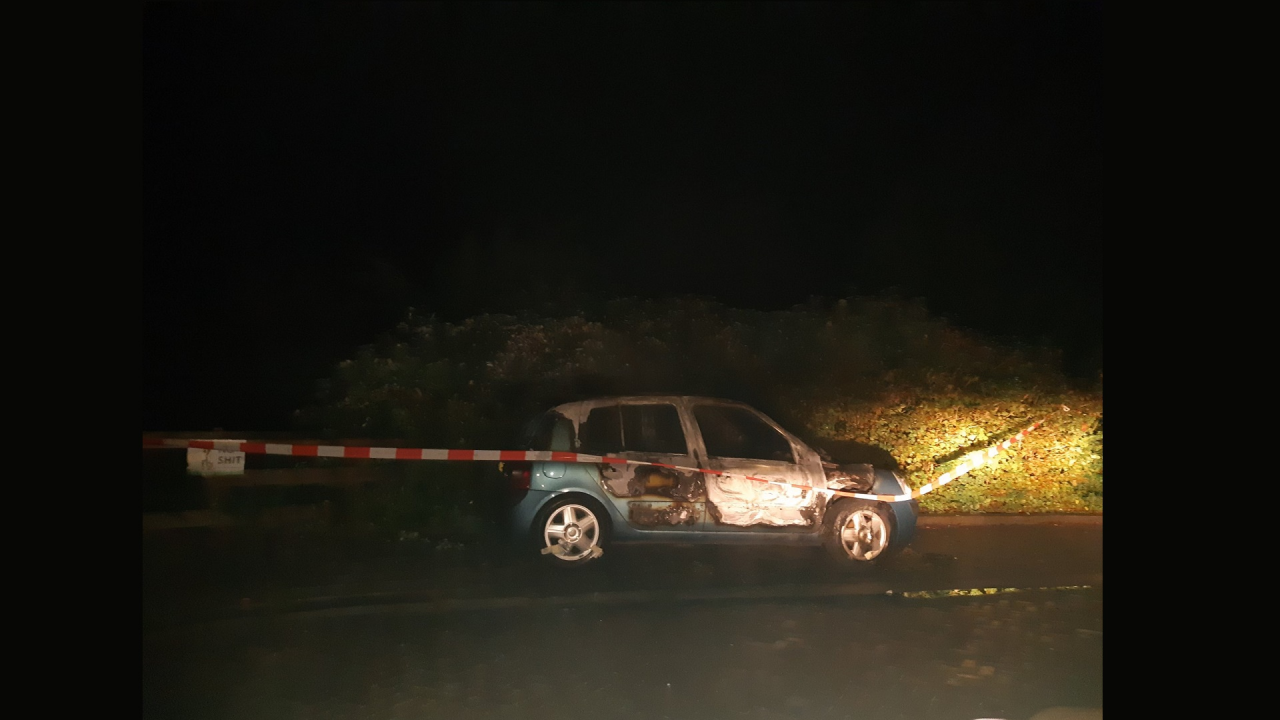 Opnieuw auto in brand in Deventer