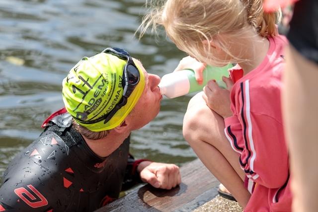 Tien jaar zwemmen in de Berkel