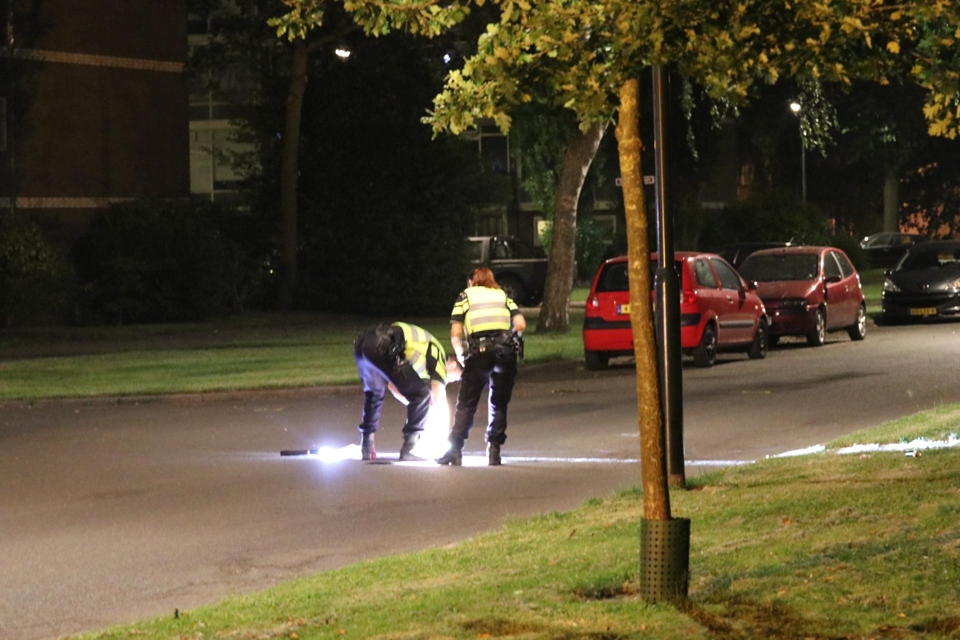 Schoten gelost in Apeldoornse wijk; politie start onderzoek