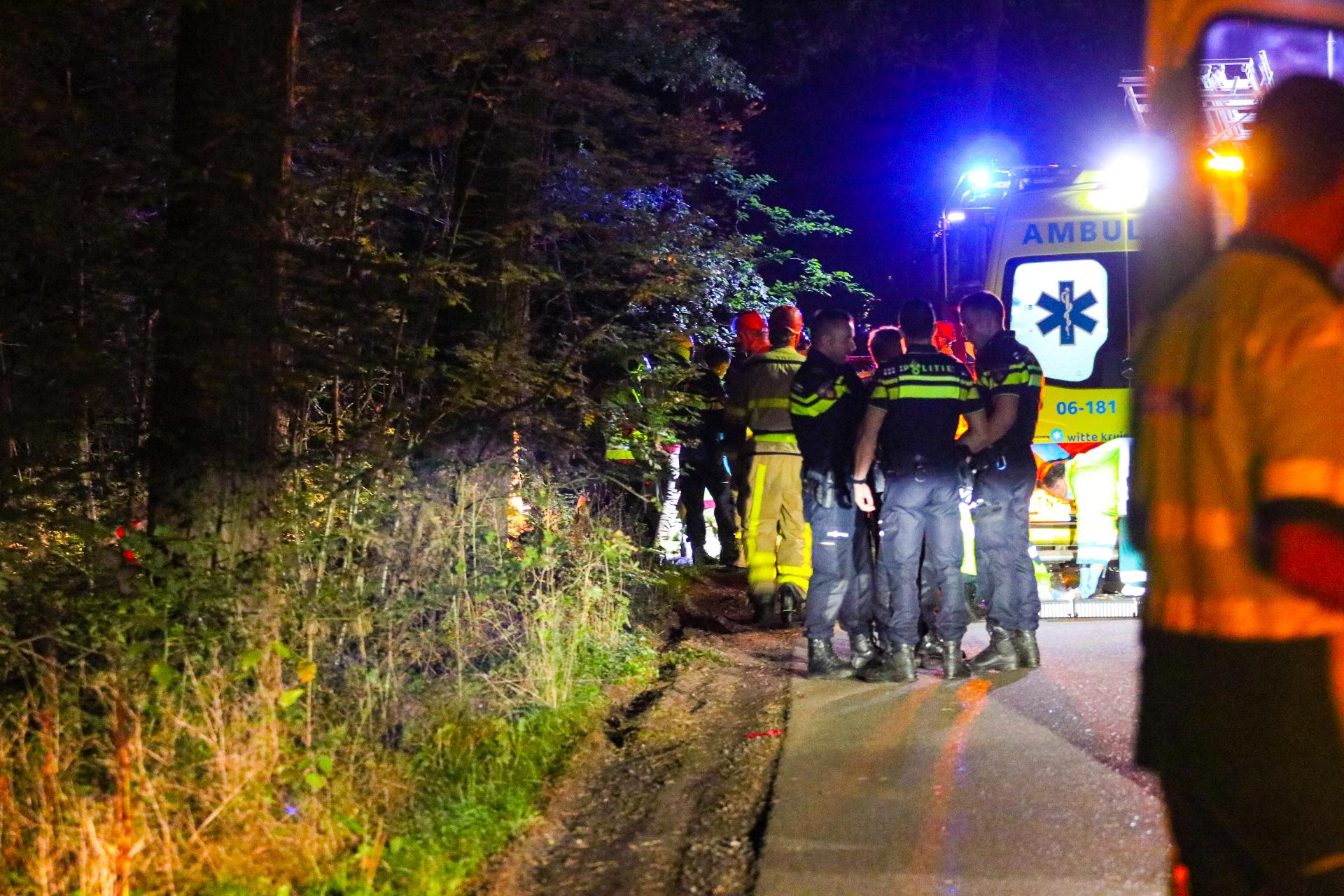 Vrouw uit Urk, komt om bij ernstig ongeval in Harfsen.