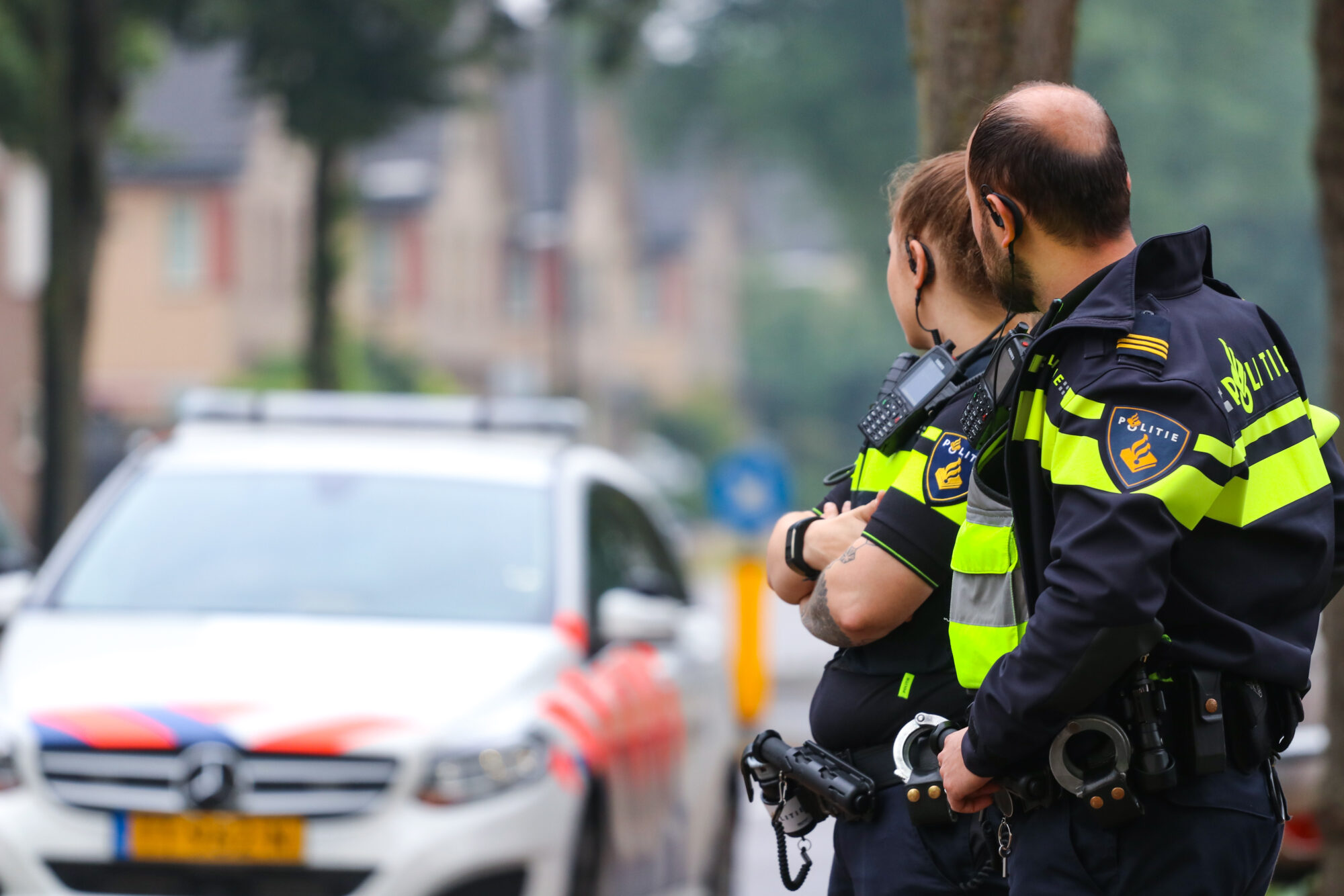 Lichaam aangetroffen in stadhuis Deventer; politie doet onderzoek