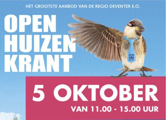 Openhuizenkrant Deventer