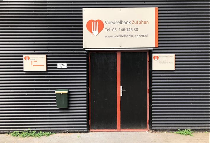 Open dag voedselbank Zutphen
