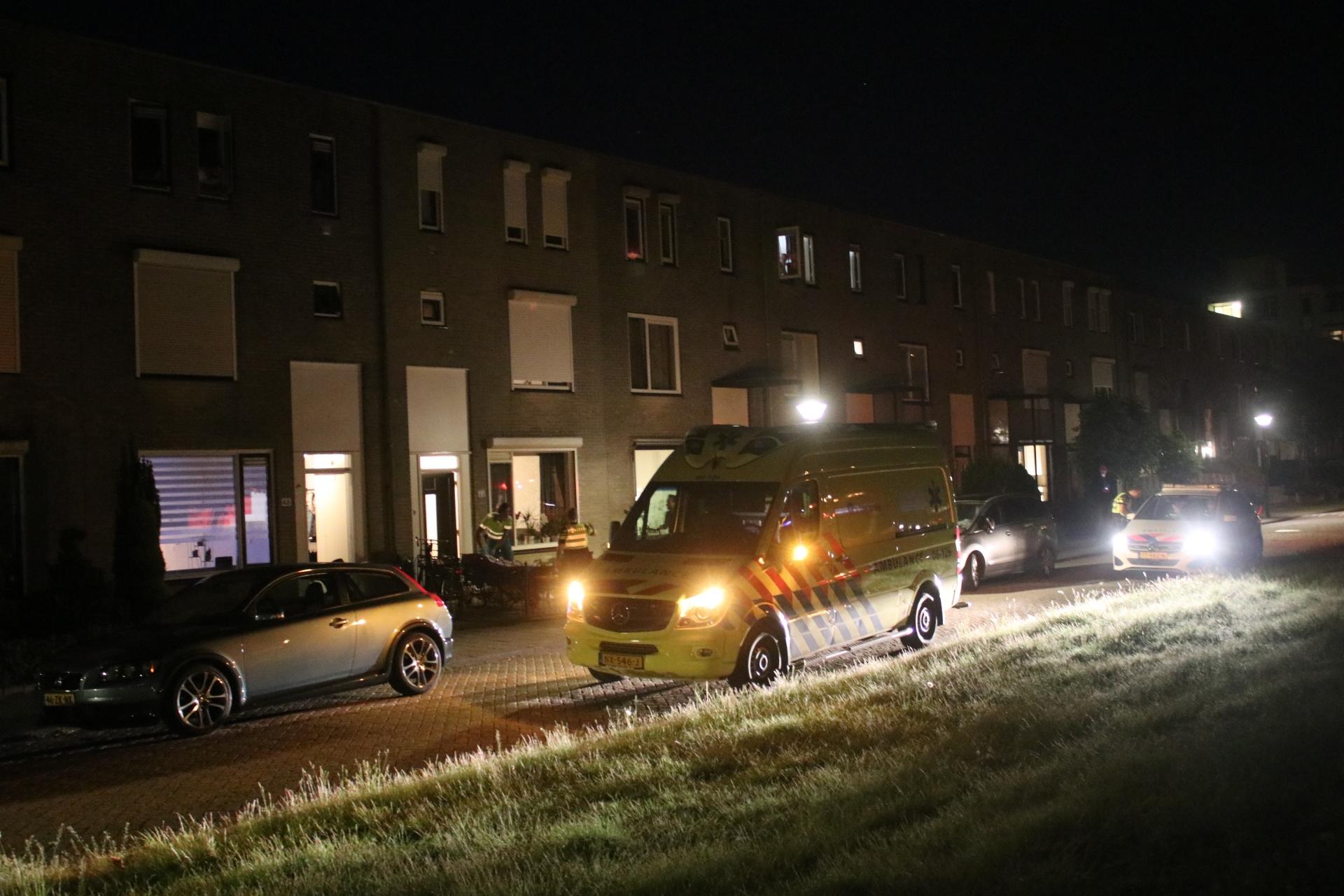 Traumahelikopter opgeroepen voor incident in woning aan de Wagenstraat