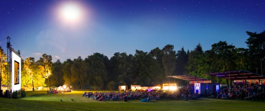 Vue Openlucht Filmfestival in Apeldoorn maakt filmprogramma bekend