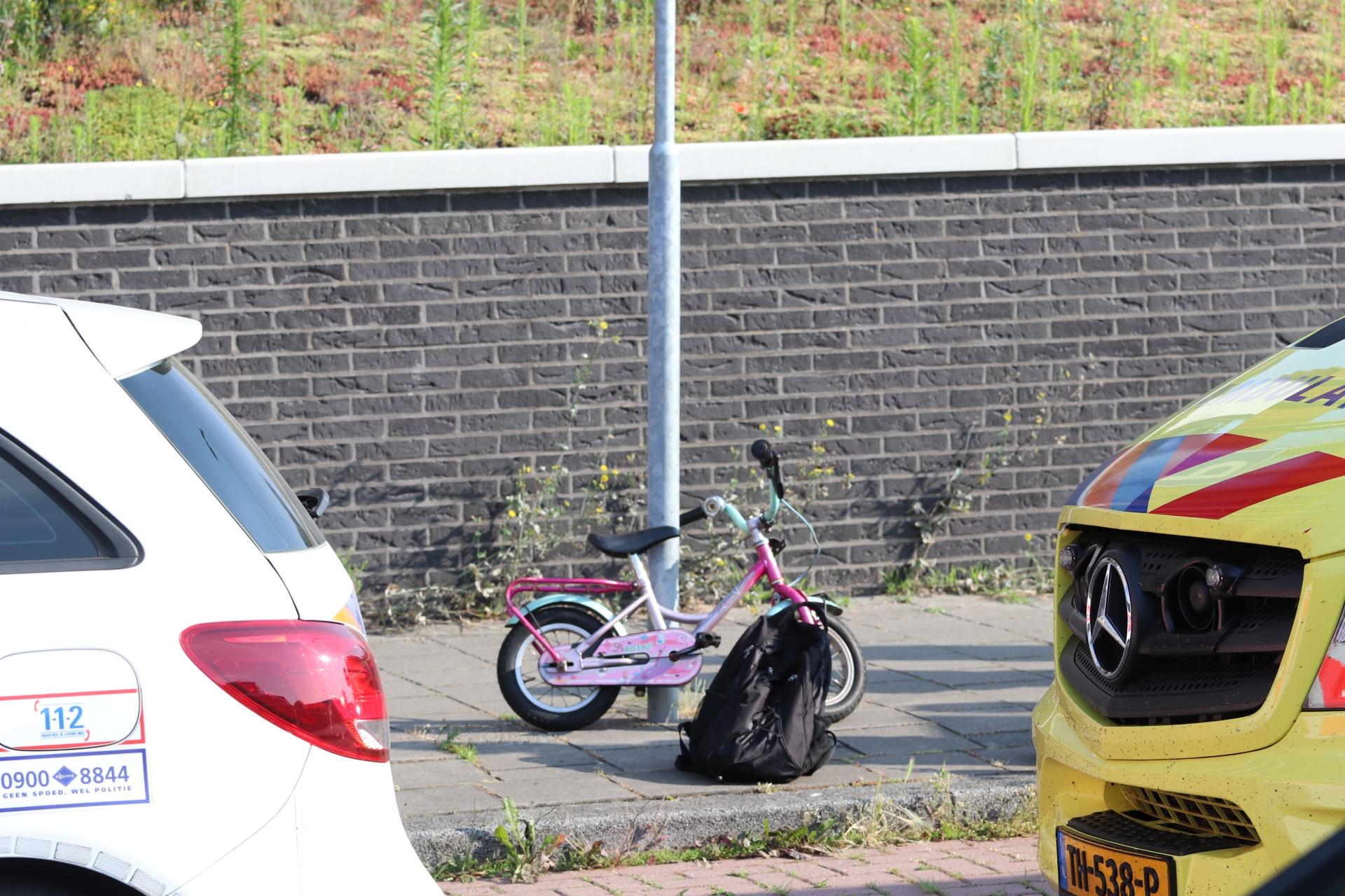 Kind gewond na aanrijding in Apeldoorn