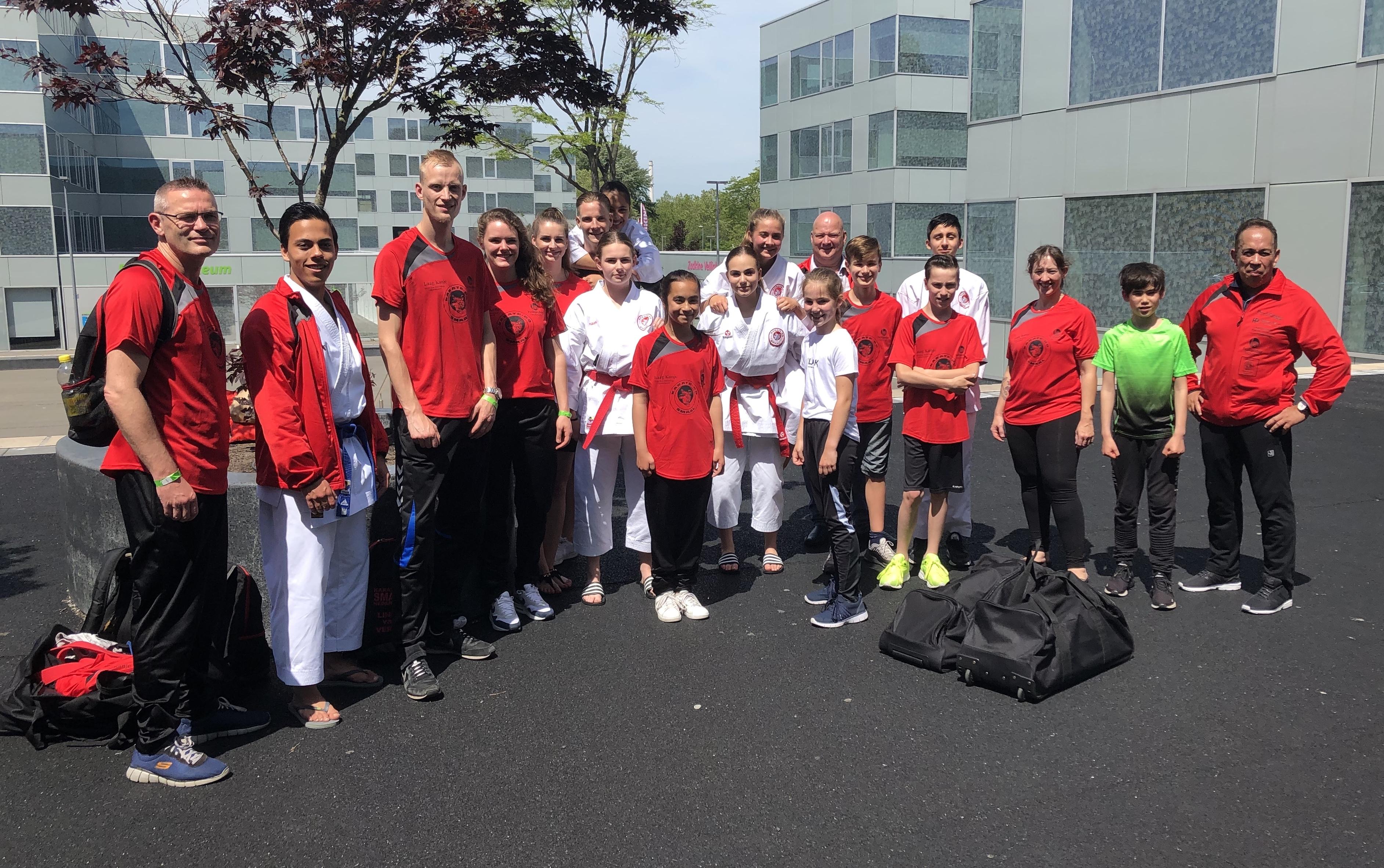 Mooie winst voor Karate-do Smaal