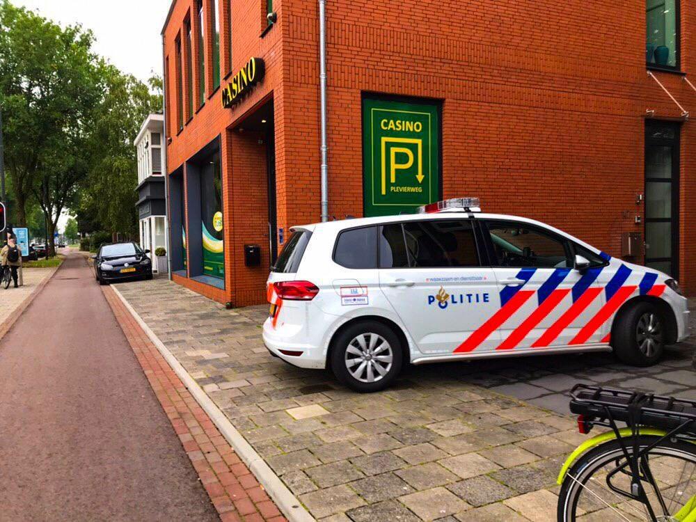 Politie doet geen uitspraak over incident bij casino Arnhemseweg