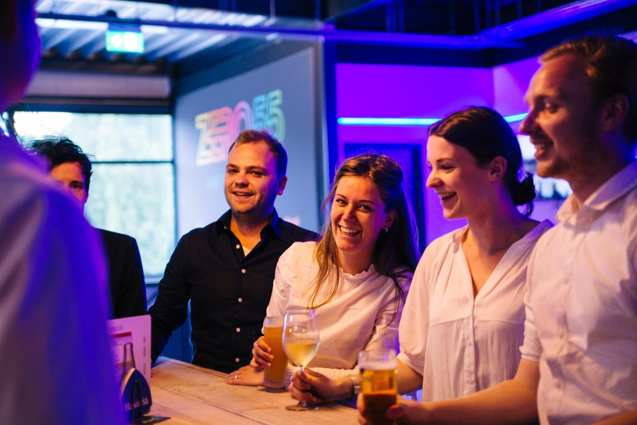 Organiseer jullie groepsuitje bij ZERO55 Apeldoorn