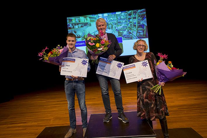 SV Voorwaarts Twello grote winnaar Rabo ClubSupport