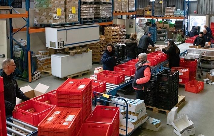 Open Huis Armoedebestrijding op 19 oktober bij Voedselbank Deventer