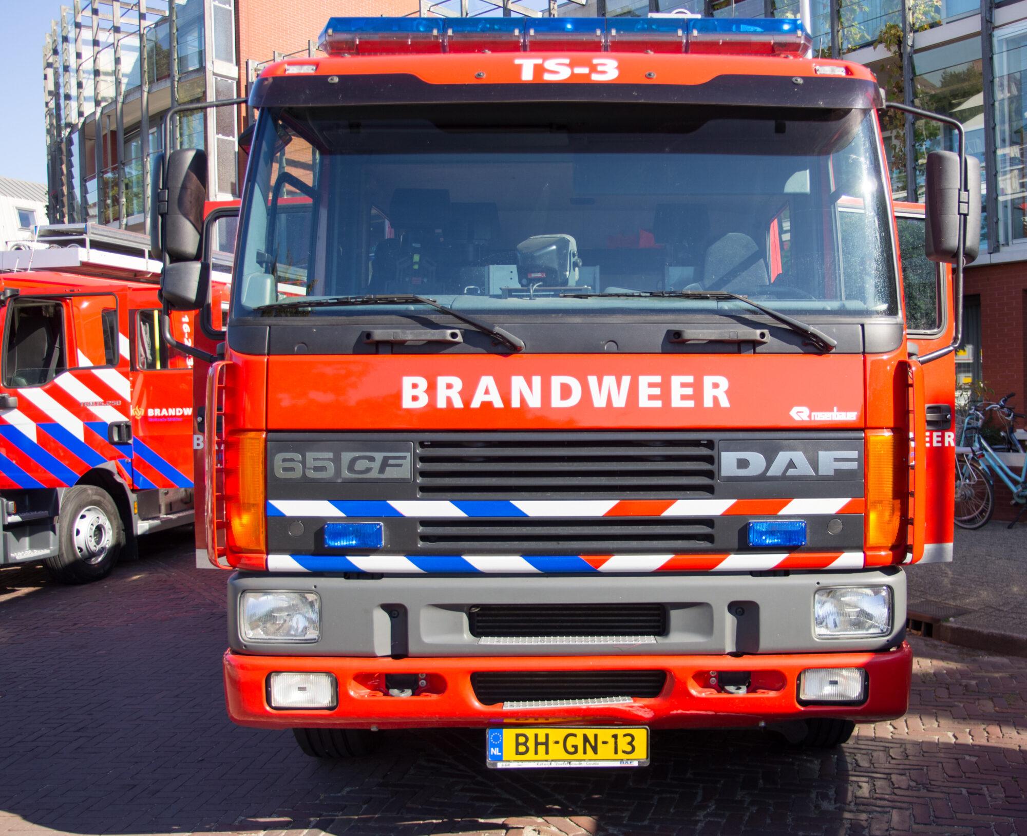 Brandweer Oene organiseert brandweerwedstrijden