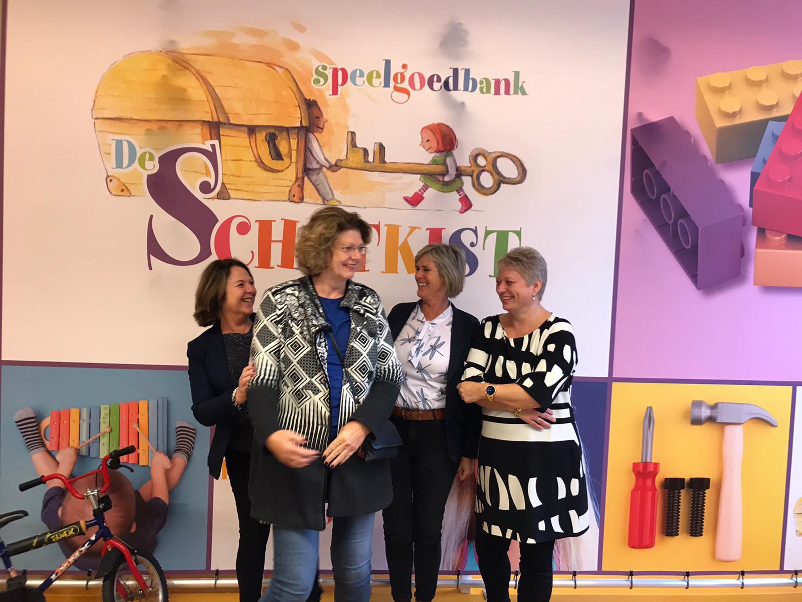 Eerste samenwerking met actie 'Sint voor ieder kind'