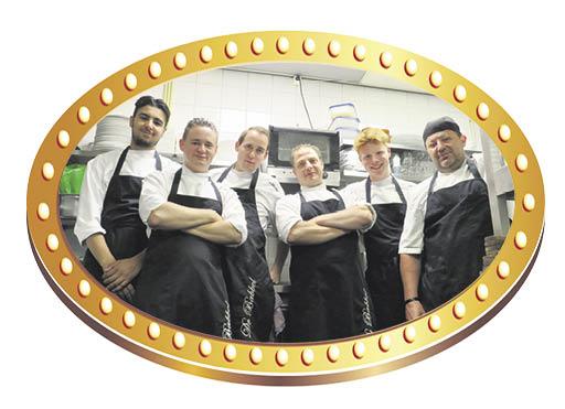 Chef-kok Benno trots op behaald Keurmerk Voedselveiligheid