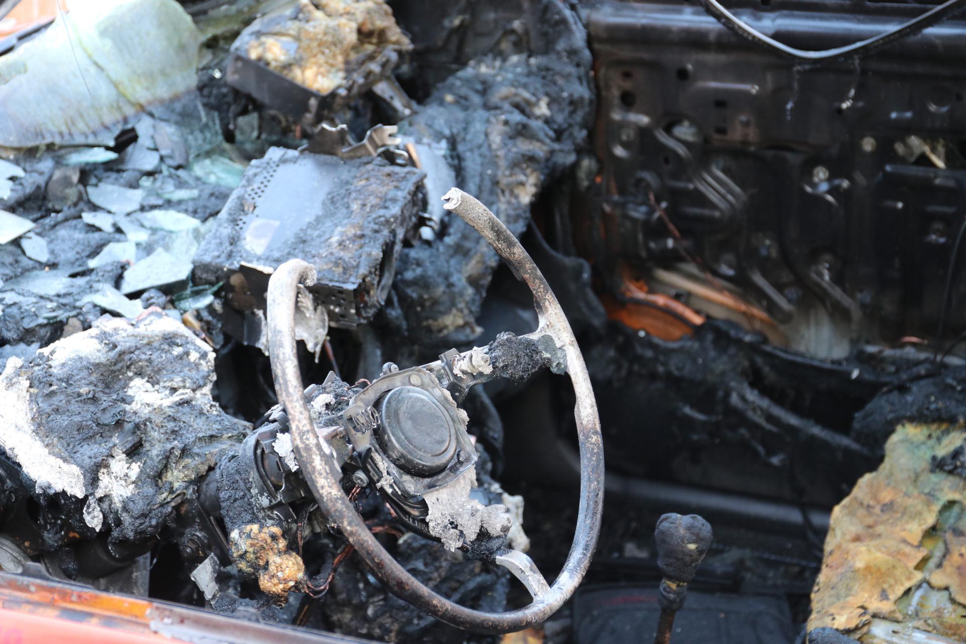 Regionale stijgingen aantal autobranden ondanks rustige jaarwisseling