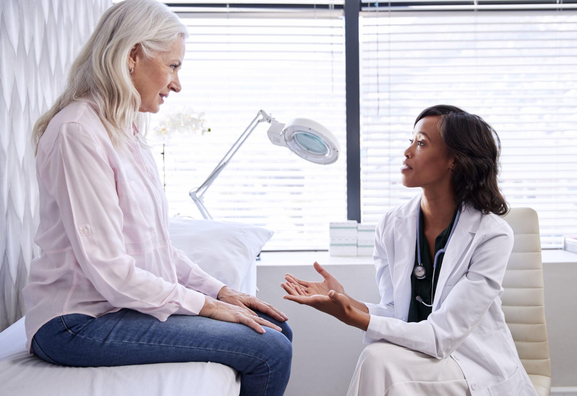 Ouderen minder snel naar dokter