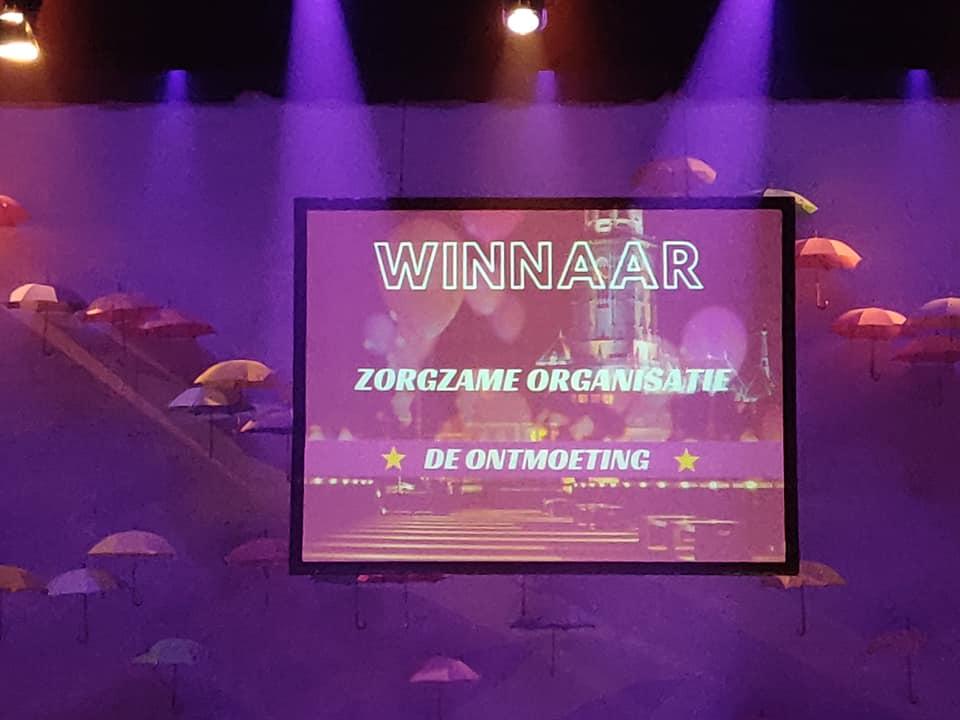 De Ontmoeting Deventer wint gemeentelijke vrijwilligersprijs 2019