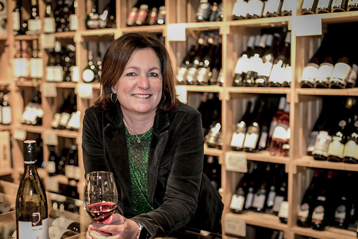 Duitstalige wijnen en Champagne in de spotlights