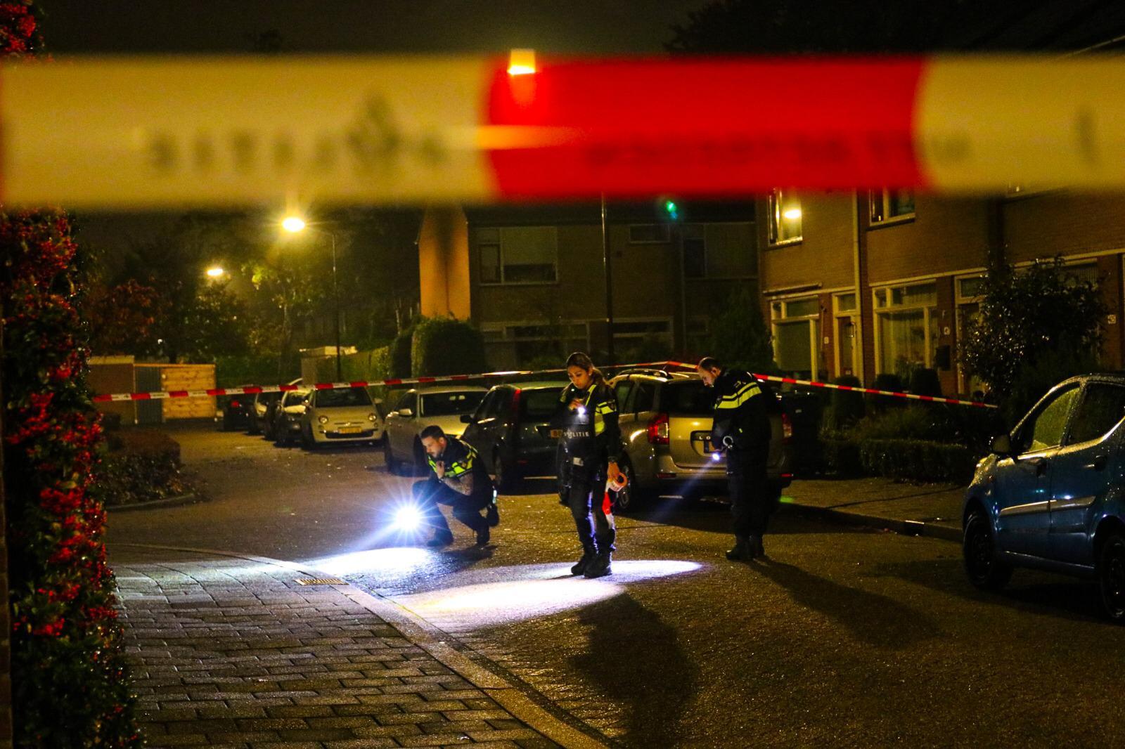 Schietpartij in Apeldoorn; daders onbekend