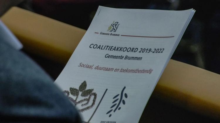 Coalitie rond in Brummen