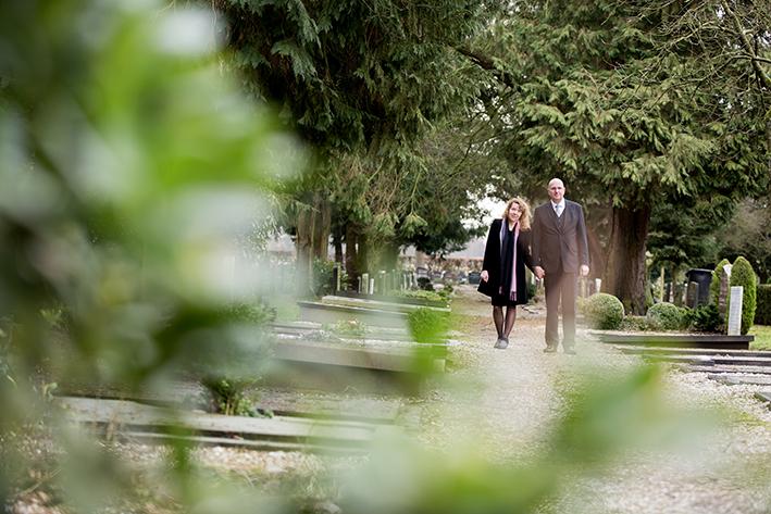 'Ieder mens en iedere begrafenis is uniek'