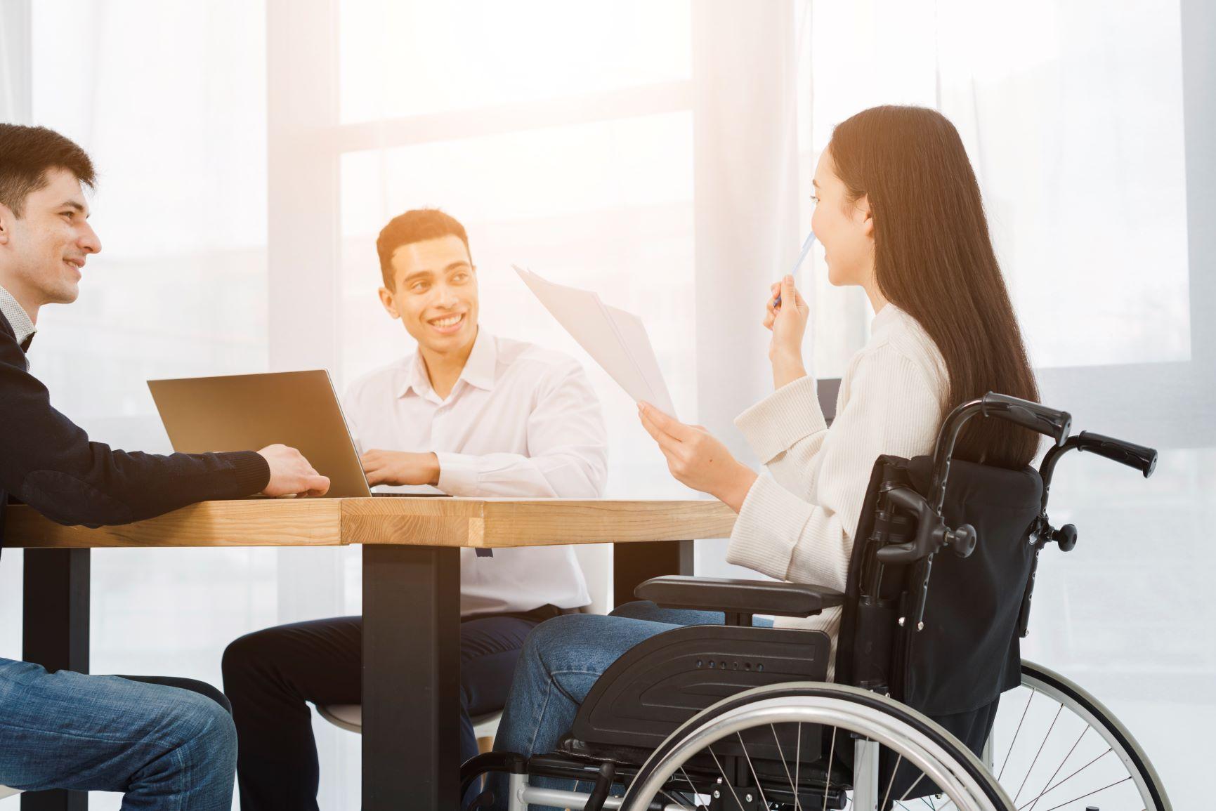 Werken met een beperking? Alles wat u kunt doen