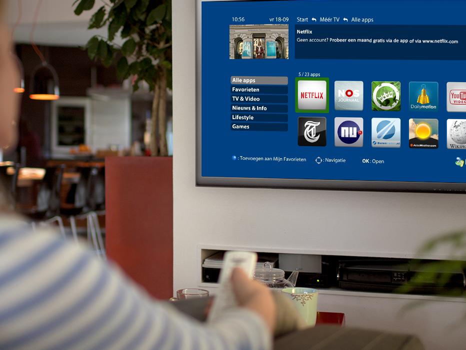 Veel keuze voor internet, tv en bellen in Stedendriehoek
