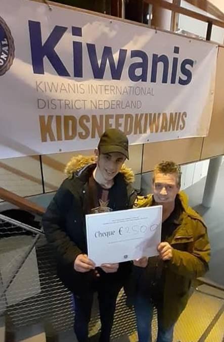 Kiwanis Charity Event in de Apenheul
