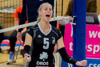 Lisa Nobel verlaat volleybalvereniging Alterno