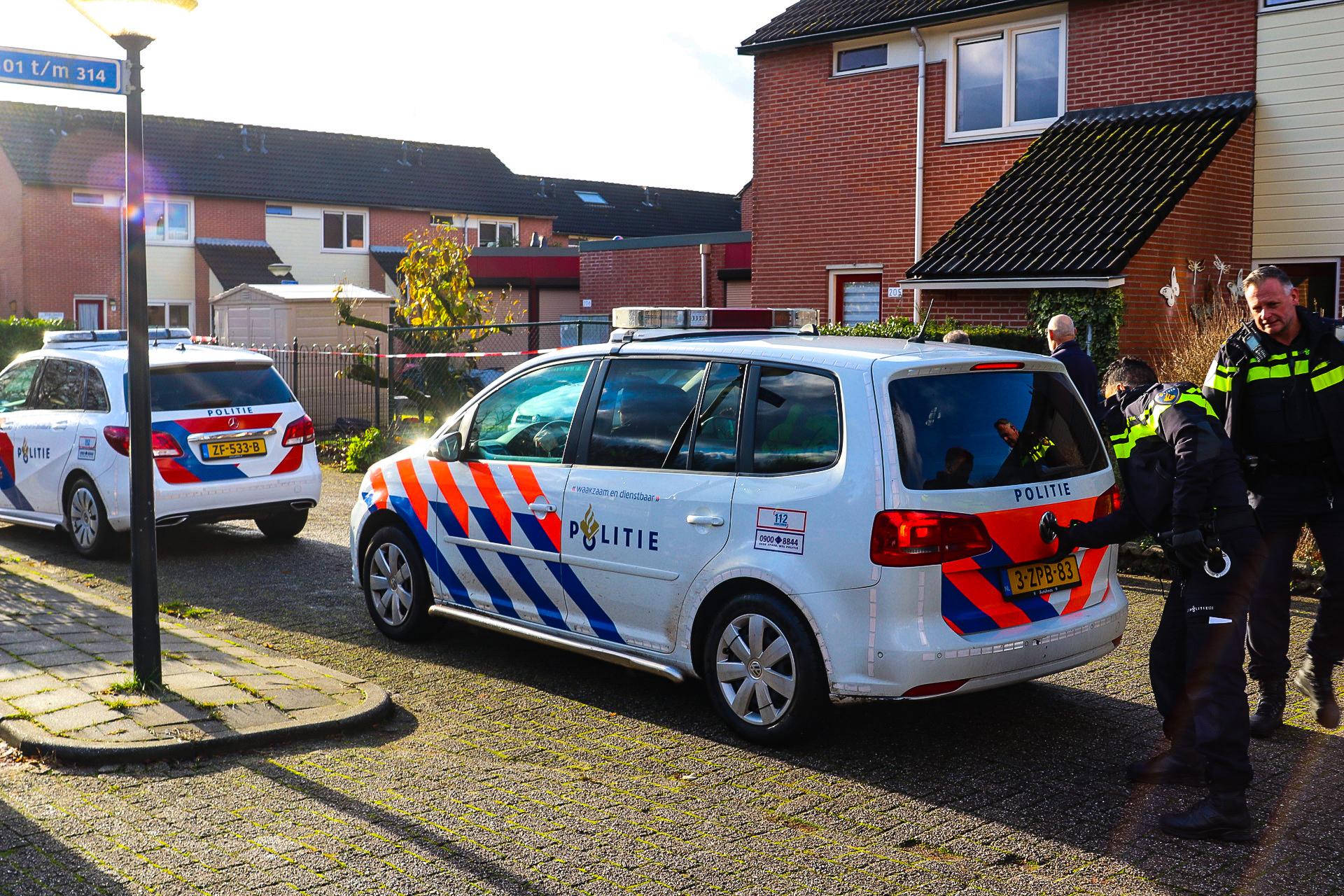 Vrouw (87) neergestoken in Apeldoorn
