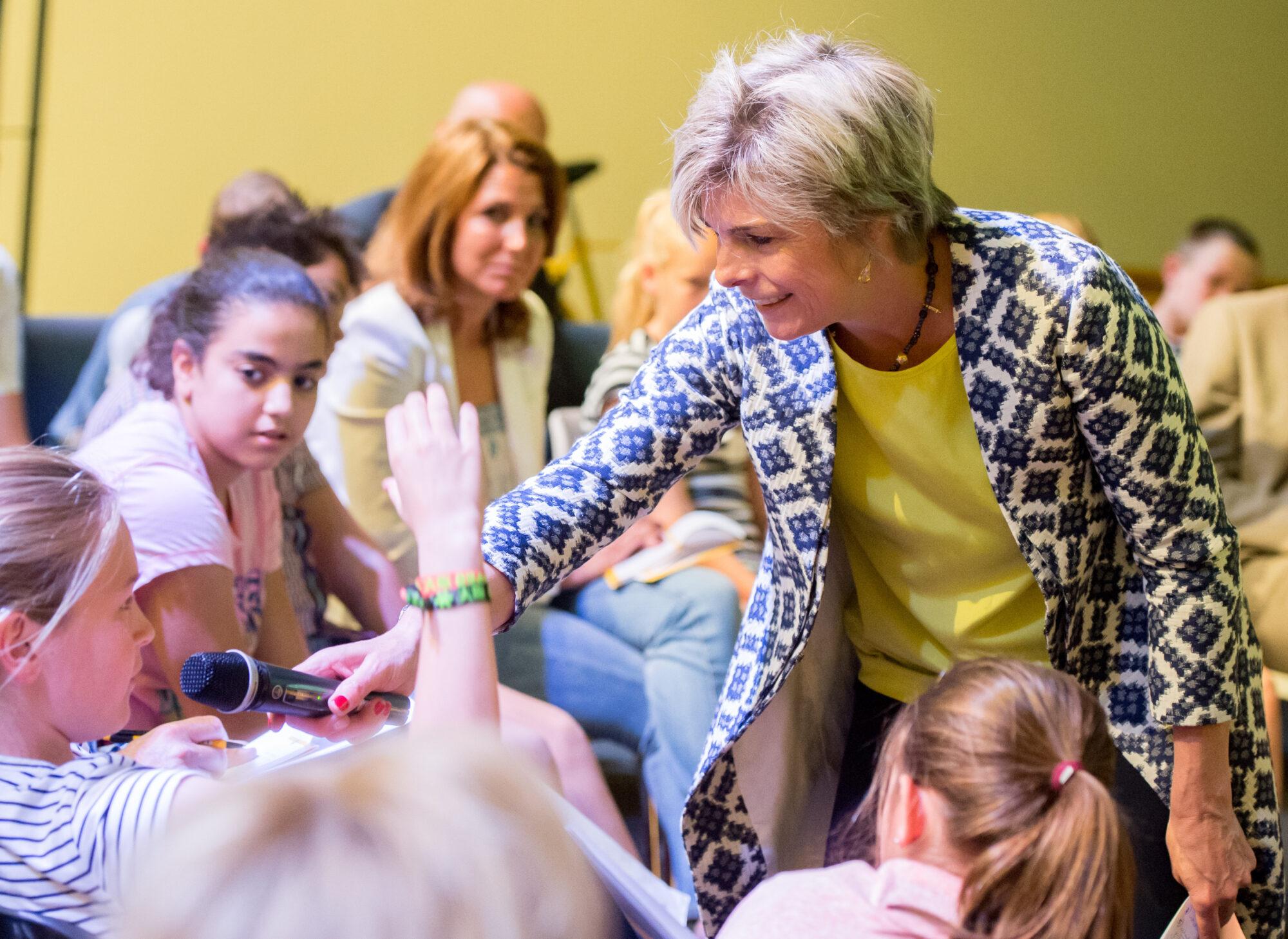 Lesprogramma om kinderarmoede in Nederland bespreekbaar te maken