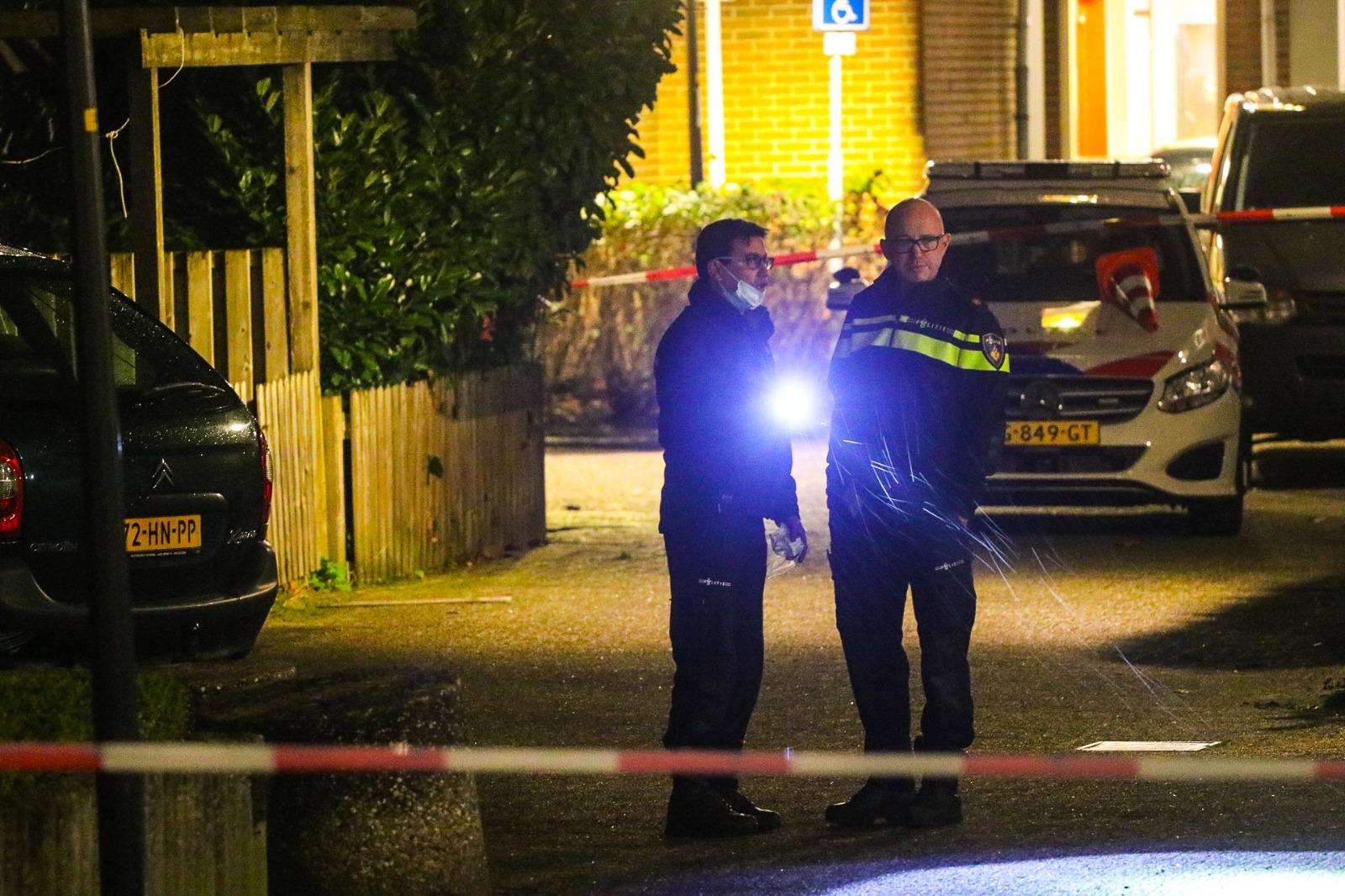 Vier verdachten aangehouden voor schietpartij in Apeldoorn