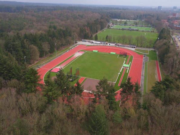 ASICS NK Atletiek outdoor 2022 in Apeldoorn