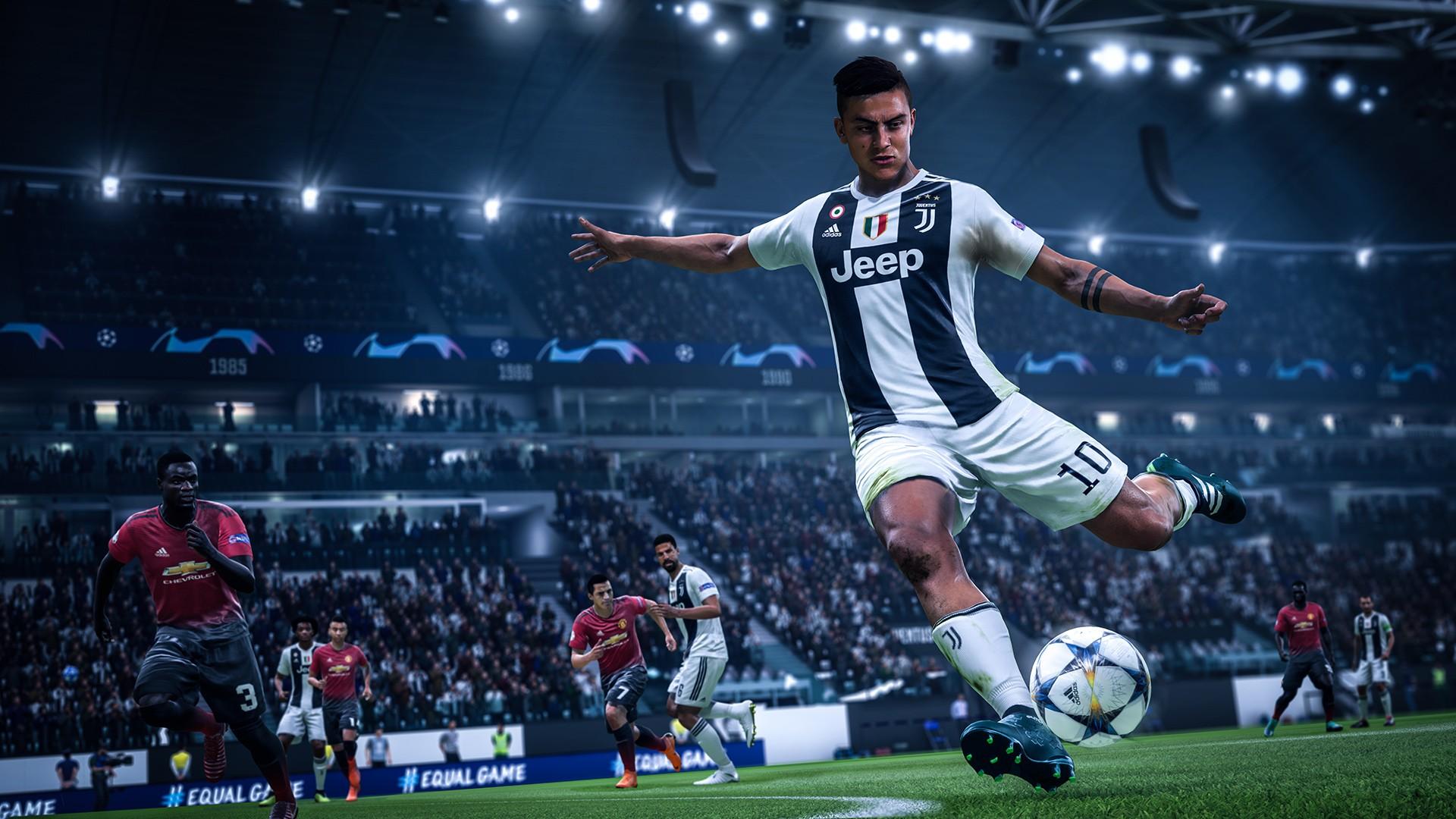 Levi FIFA't zich naar de wereldtop