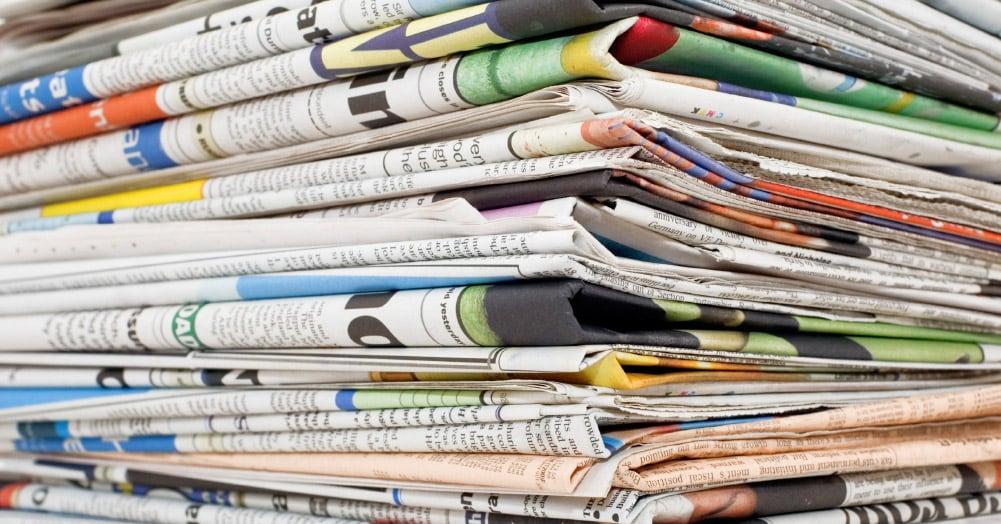 Oudpapierbranche voor grootste uitdaging sinds jaren negentig