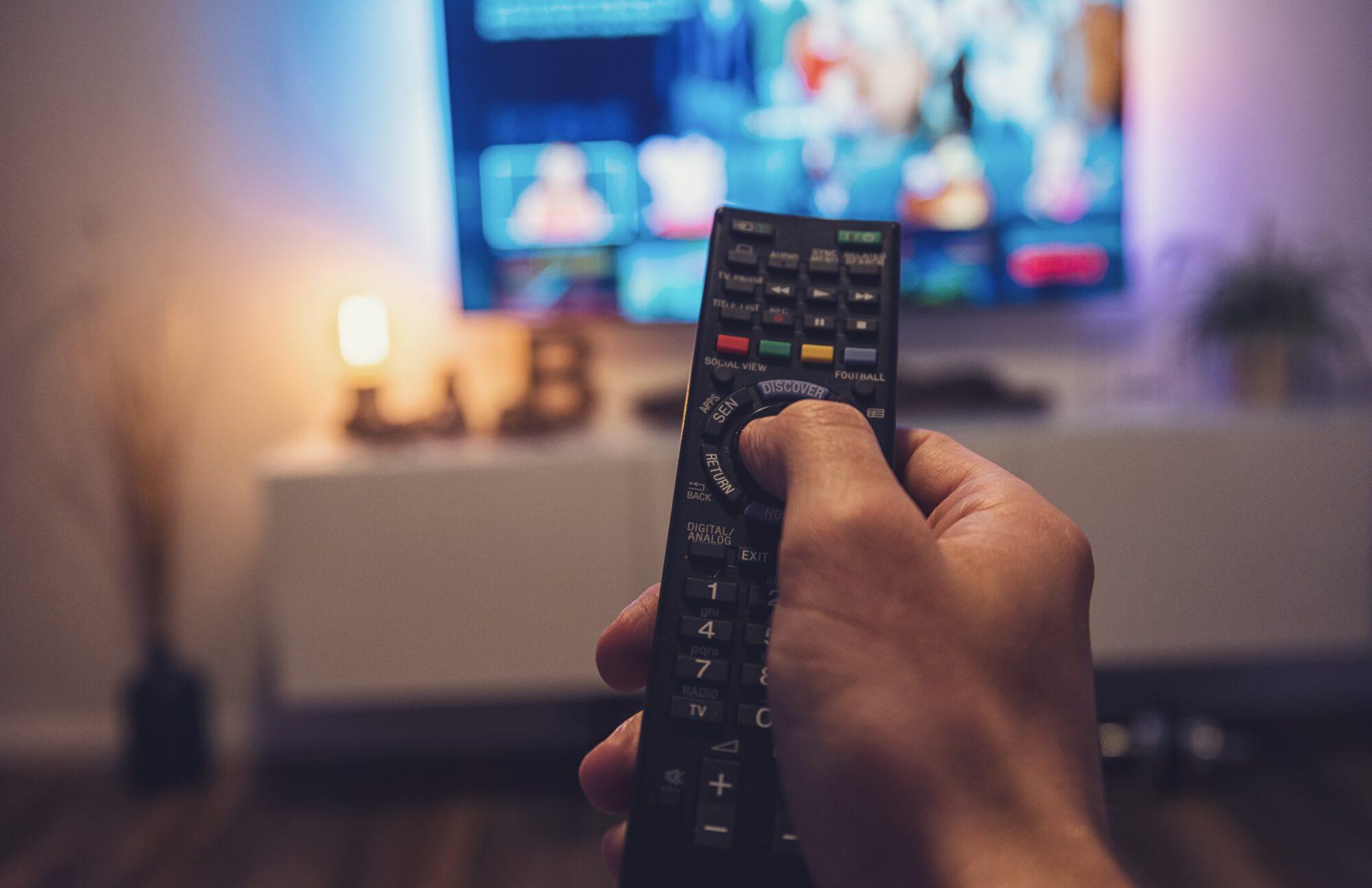 Twee op de vijf kijkt geen lineaire televisie meer