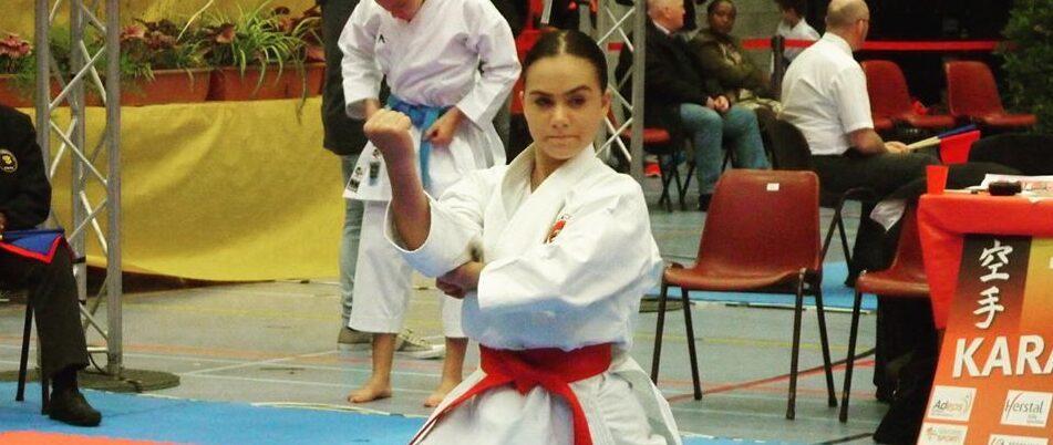 Apeldoornse karateka geselecteerd voor Europees kampioenschap