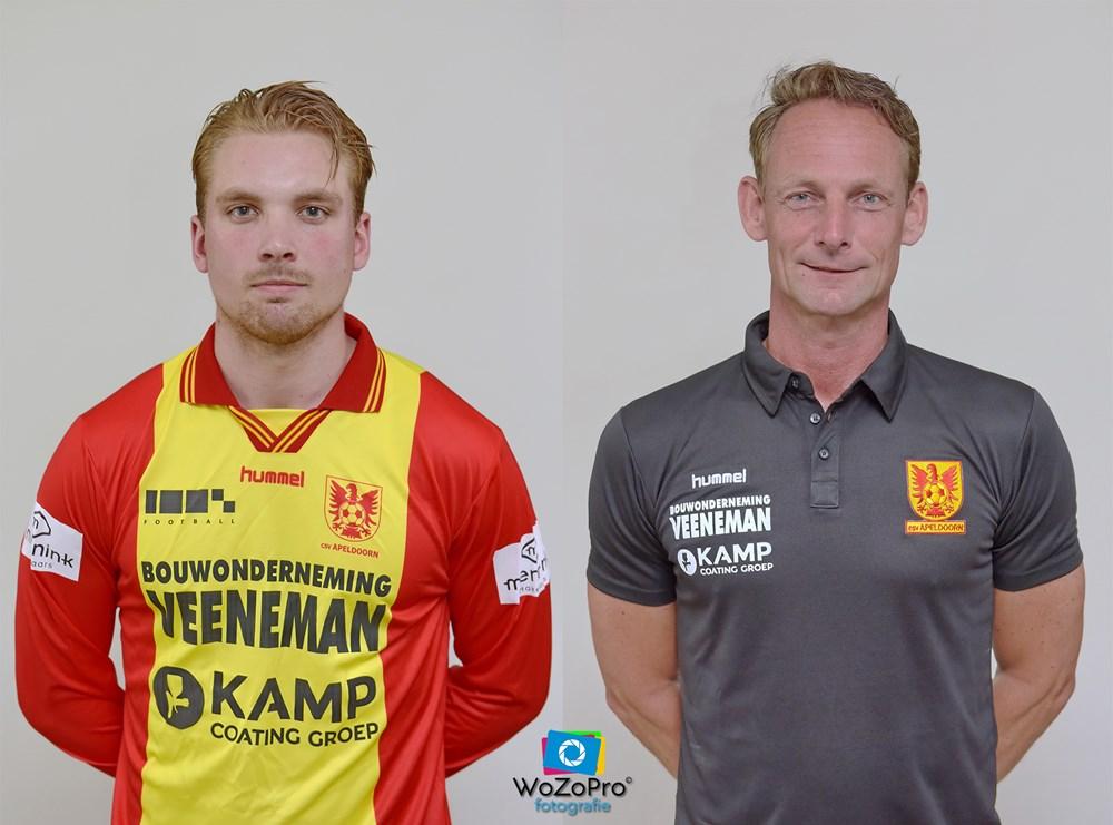 Fabian Put en Gerben Logtenberg vertrekken na dit seizoen