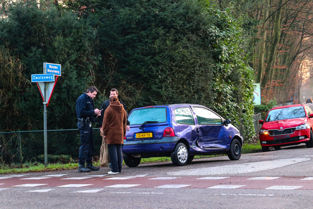 Gewonde bij ongeval in Wenum Wiesel.