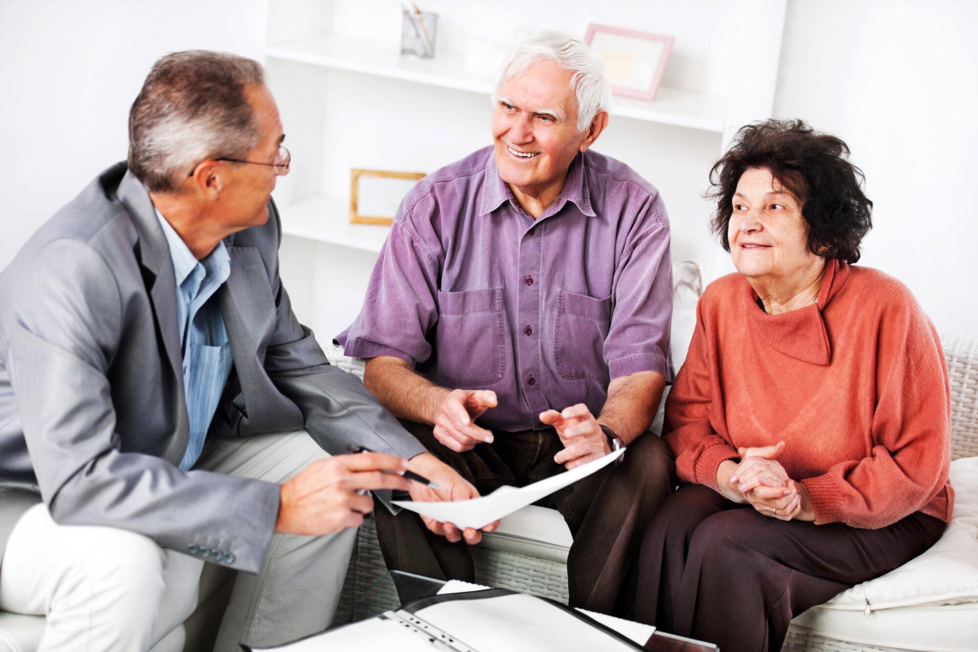 Senioren thuis bijgepraat over regelingen en voorzieningen