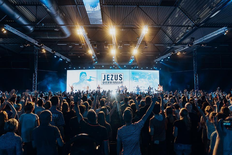 Simply Jesus viert lustrum met gratis toegang