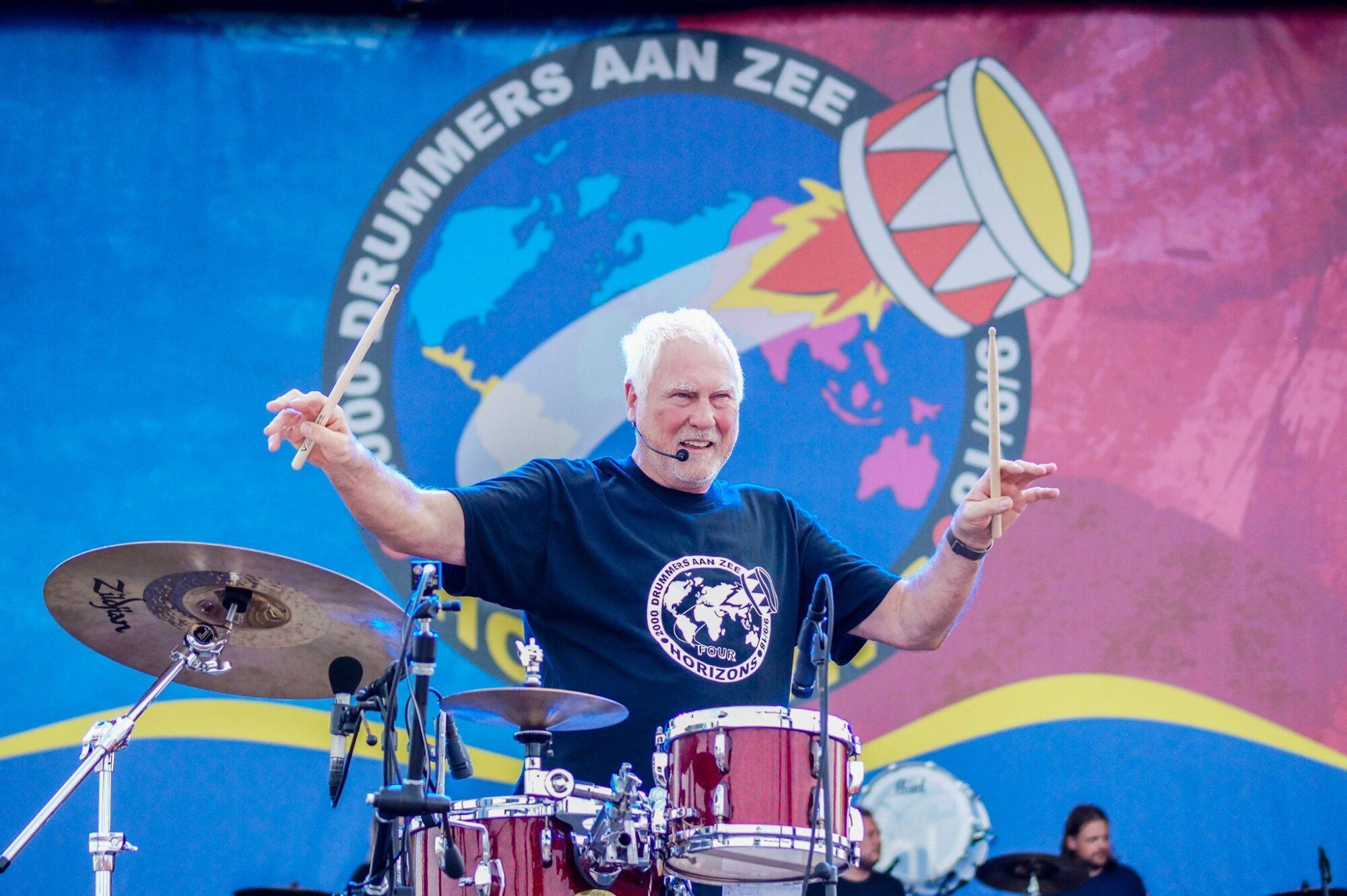 Beste drummers vieren jubileum