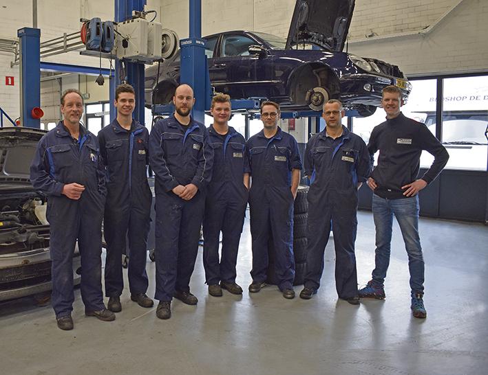 Een allround autobedrijf met als specialisatie Mercedes Benz