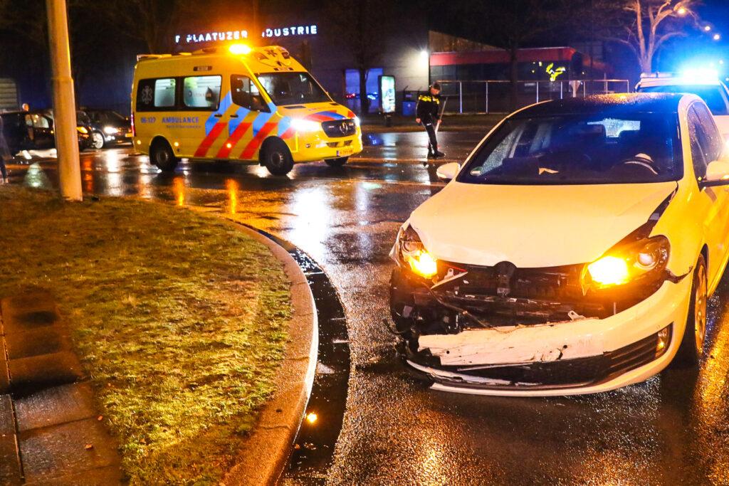 Tweede ongeluk binnen 24 uur op de Marchantstraat.