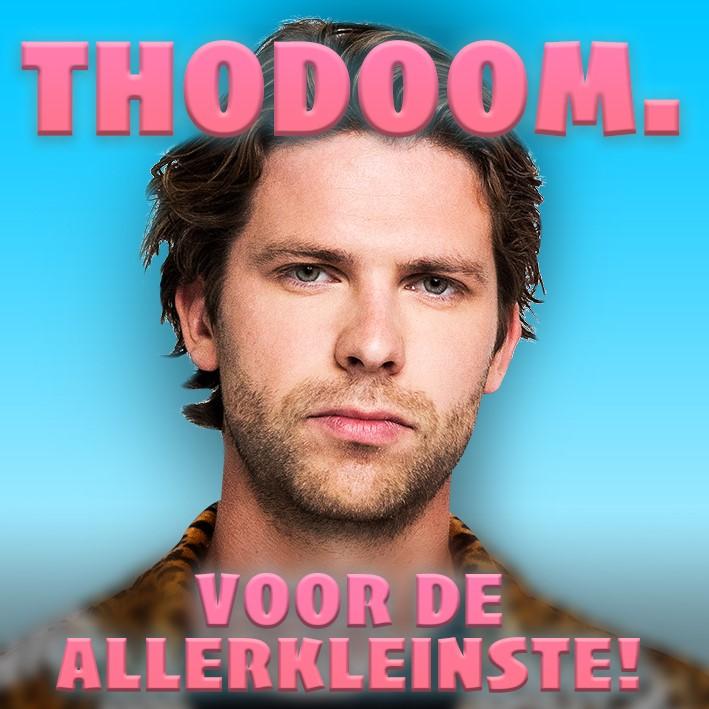 """Thomas breekt met """"Thodoom"""" lans voor klein geschapen man"""