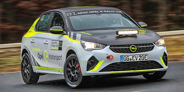 's Werelds eerste elektrische rallycompetitie gaat tweede fase in