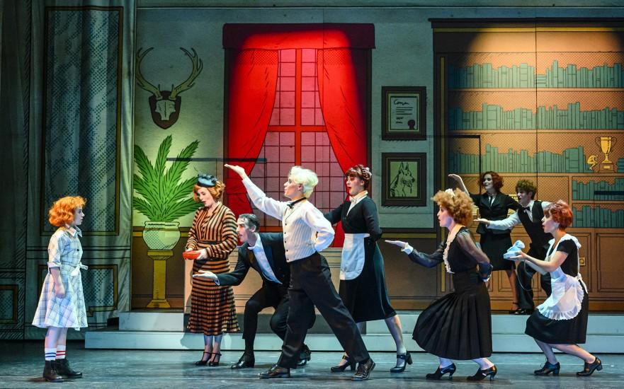 Apeldoornse basisschoolklassen maken kans op uitstapje naar Annie de musical